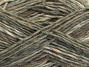 Fiber Content 60% Wool, 40% Acrylic, Brand ICE, Brown Shades, fnt2-63158