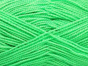Fiber Content 100% Acrylic, Neon Green, Brand ICE, fnt2-63388