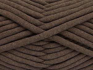 Fiber Content 60% Polyamide, 40% Cotton, Brand ICE, Dark Brown, fnt2-63421