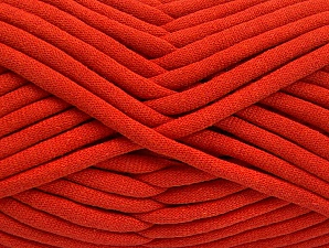 Fiber Content 60% Polyamide, 40% Cotton, Tomato Red, Brand ICE, fnt2-63423
