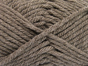 Fiber Content 100% Acrylic, Brand ICE, Camel, Yarn Thickness 6 SuperBulky  Bulky, Roving, fnt2-63705