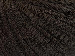 İçerik 50% Yün, 50% Akrilik, Brand ICE, Dark Brown, fnt2-64001