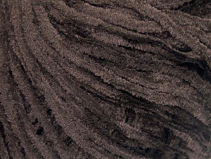 Fiber Content 100% Polyester, Brand ICE, Dark Brown, Yarn Thickness 1 SuperFine  Sock, Fingering, Baby, fnt2-64226