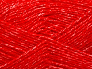 Fiber Content 80% Cotton, 20% Acrylic, Red, Brand Ice Yarns, fnt2-64560