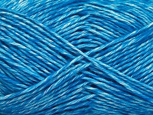 Fiber Content 80% Cotton, 20% Acrylic, Turquoise, Brand Ice Yarns, fnt2-64569