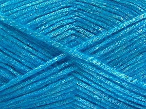 Fiber Content 70% Polyamide, 19% Wool, 11% Acrylic, Turquoise, Brand Ice Yarns, fnt2-64580