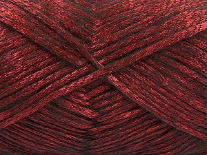 Fiber Content 70% Polyamide, 19% Wool, 11% Acrylic, Red, Brand Ice Yarns, Black, fnt2-64585