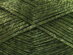 Fiber Content 70% Polyamide, 19% Wool, 11% Acrylic, Brand Ice Yarns, Green, Black, fnt2-64586