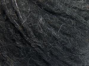 Fiber Content 88% Acrylic, 8% Polyamide, 4% Viscose, Brand Ice Yarns, Black, fnt2-64905