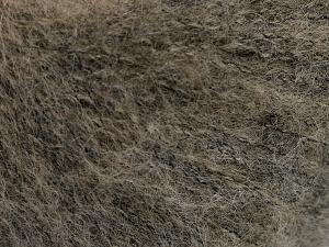 Fiber Content 31% Wool, 3% Elastan, 28% Alpaca Superfine, 22% Polyamide, 16% Acrylic, Brand Ice Yarns, Camel Melange, fnt2-64976