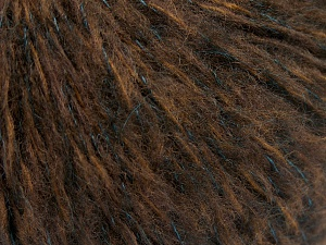 Fiber Content 50% Acrylic, 30% Wool, 20% Polyamide, Brand Ice Yarns, Brown Shades, fnt2-65121