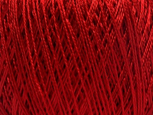 Fiber Content 70% Viscose, 30% Polyamide, Red, Brand Ice Yarns, fnt2-65240