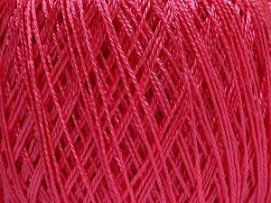 Contenido de fibra 70% Viscosa, 30% Poliamida, Pink, Brand Ice Yarns, fnt2-65242