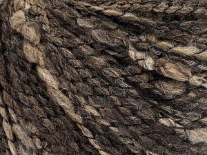 Fiber Content 45% Wool, 45% Acrylic, 10% Polyamide, Brand Ice Yarns, Brown Shades, fnt2-65244