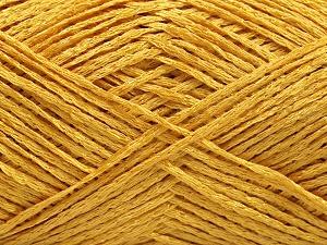 Fiber Content 70% Acrylic, 30% Polyamide, Brand Ice Yarns, Gold, fnt2-65268