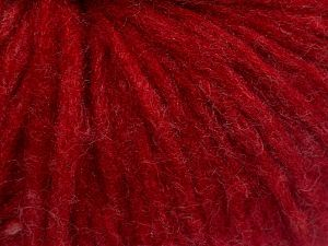 Fiber Content 88% Acrylic, 8% Polyamide, 4% Viscose, Red, Brand Ice Yarns, fnt2-65446