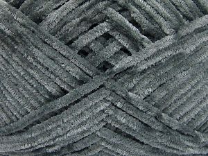 Fiber Content 100% Micro Fiber, Brand Ice Yarns, Grey, Yarn Thickness 3 Light  DK, Light, Worsted, fnt2-65513