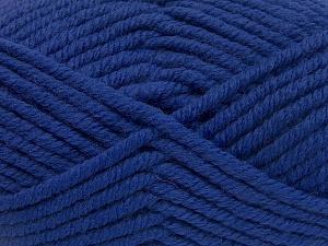 Fiber Content 50% Wool, 50% Acrylic, Purple, Brand Ice Yarns, fnt2-65623