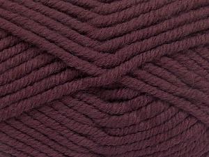Vezelgehalte 50% Acryl, 50% Wol, Rose Brown, Brand Ice Yarns, fnt2-65624