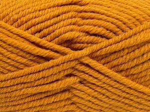 Vezelgehalte 50% Acryl, 50% Wol, Brand Ice Yarns, Gold, fnt2-65630