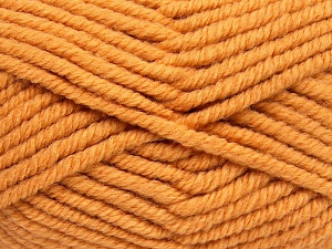 Fiber Content 50% Wool, 50% Acrylic, Brand Ice Yarns, Gold, fnt2-65634