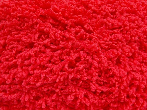 Fiber Content 100% Micro Polyester, Neon Pink, Brand Ice Yarns, Yarn Thickness 5 Bulky  Chunky, Craft, Rug, fnt2-65671