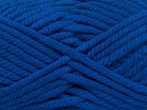 Fiber Content 75% Acrylic, 25% Superwash Wool, Brand Ice Yarns, Blue, Yarn Thickness 6 SuperBulky  Bulky, Roving, fnt2-65701