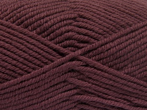 Fiber Content 70% Acrylic, 30% Wool, Rose Brown, Brand Ice Yarns, fnt2-65719