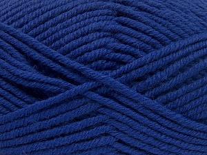 Fiber Content 70% Acrylic, 30% Wool, Brand Ice Yarns, Blue, fnt2-65721