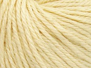 Fiber Content 40% Acrylic, 40% Merino Wool, 20% Polyamide, Brand Ice Yarns, Cream, fnt2-65727