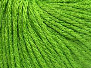 İçerik 40% Akrilik, 40% Merino Yün, 20% Polyamid, Brand Ice Yarns, Green, fnt2-65733