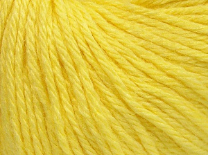 Fiber Content 40% Acrylic, 40% Merino Wool, 20% Polyamide, Light Yellow, Brand Ice Yarns, fnt2-65735