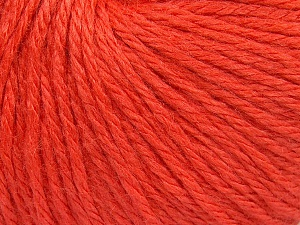 Fiber Content 40% Acrylic, 40% Merino Wool, 20% Polyamide, Orange, Brand Ice Yarns, fnt2-65741