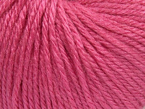 Fiber Content 40% Acrylic, 40% Merino Wool, 20% Polyamide, Brand Ice Yarns, Candy Pink, fnt2-65743