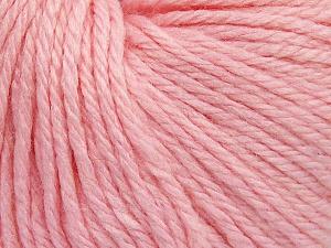 İçerik 40% Akrilik, 40% Merino Yün, 20% Polyamid, Light Pink, Brand Ice Yarns, fnt2-65745