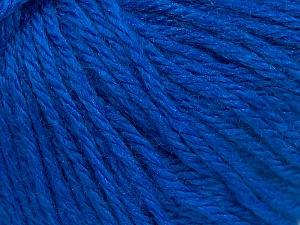 Fiber Content 40% Acrylic, 40% Merino Wool, 20% Polyamide, Brand Ice Yarns, Dark Blue, fnt2-65750