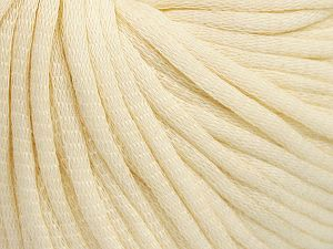Fiber Content 67% Cotton, 33% Polyamide, Brand Ice Yarns, Dark Cream, fnt2-65770