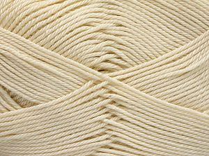 Fiber Content 100% Mercerised Cotton, Brand Ice Yarns, Cream, fnt2-65791
