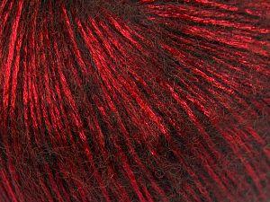 Περιεχόμενο ίνας 70% Πολυαμίδη, 19% Μαλλί Μερινός , 11% Ακρυλικό, Red, Brand Ice Yarns, fnt2-65832