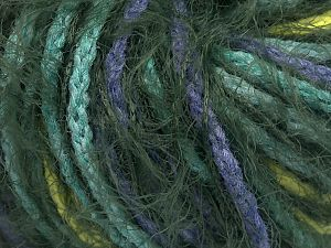 Fiber Content 60% Acrylic, 40% Polyamide, Lilac, Brand Ice Yarns, Green Shades, fnt2-65888