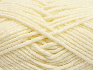Fiber Content 50% Acrylic, 50% Merino Wool, Brand Ice Yarns, Cream, fnt2-65944