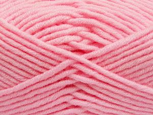 Fiber Content 50% Acrylic, 50% Merino Wool, Light Pink, Brand Ice Yarns, fnt2-65968