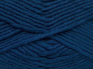 Fiber Content 50% Acrylic, 50% Merino Wool, Brand Ice Yarns, Dark Blue, fnt2-65970