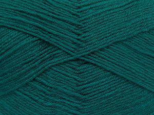 İçerik 60% Merino Yün, 40% Akrilik, Brand Ice Yarns, Emerald Green, fnt2-66050