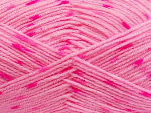 Fiber Content 100% Acrylic, Pink Shades, Brand Ice Yarns, fnt2-66058
