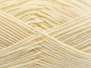 Fiber Content 60% Merino Wool, 40% Acrylic, Brand Ice Yarns, Cream, fnt2-66074
