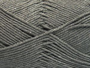 İçerik 50% Pamuk, 50% Akrilik, Light Grey, Brand Ice Yarns, fnt2-66098