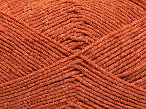 Vezelgehalte 50% Katoen, 50% Acryl, Brand Ice Yarns, Dark Gold, fnt2-66106