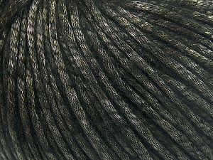 İçerik 67% Tencel, 33% Polyamid, Brand Ice Yarns, Black, fnt2-66187