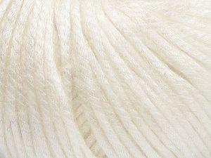 Fiber Content 67% Tencel, 33% Polyamide, Brand Ice Yarns, Ecru, fnt2-66188